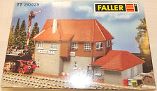 Stellwerk Wörnitz Bausatz NEU und OVP TT 1:120 Faller 293025  µ