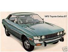 1973 Toyota Celica ST Auto  Refrigerator Magnet