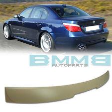 Unpaint Window Roof Spoiler 04-10 BMW E60 5-Series Sedan 525i 550i