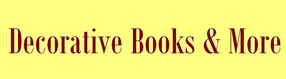 decorativebooks&more