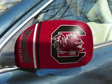 Licensed Ncaa South Carolina Car Mirror Covers (2-Pack) - Trucks/Large Suv's