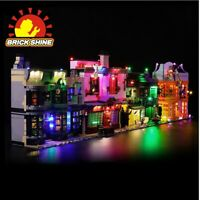 Brick Shine-LED Light Kit for Lego Diagon Alley™ 75978(Top Rated Seller)