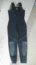 Henderson Aquatics Neoprene/Nylon Scuba Dive Wear Sleeveless Vest Wet Suit Sz 12