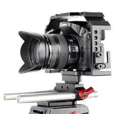 Fhugen Honu Camera Cage V2.0+Rod Holder Kit+HDMI Clamp PanasonicGH3/GH4/SONYA7