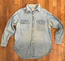 1970s Big Mac Chambray Shirt