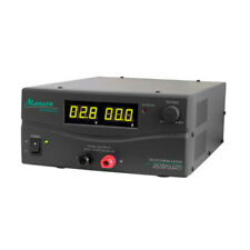 SPS9400 Manson 40amp 3-15v DC Power Supply Digital Bench Top Dark Grey 40a
