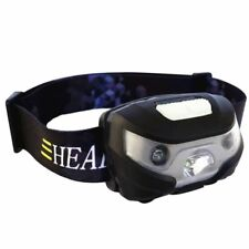 Super Hell Cree 3x LED Stirnlampe USB Kopflampe Camping Scheinwerfer 18650 Akkus