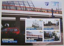 Stadspost Almere Lelystad - Blok Schepen, Bussen, Treinen, Trains 1996