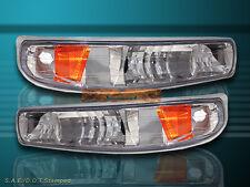 99-02 SILVERADO/00-06 SUBURBAN TAHOE CLEAR BUMPER LIGHT