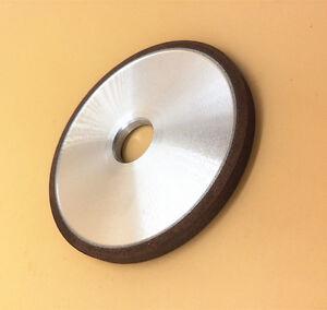 125mm x 10mm Diamond Grinding Wheel Grit 400