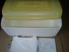 Tupperware Junior Brotmax Toastmax Brotbehälter gelb neu & ovp