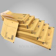100 St. G7 [240x350] Luftpolstertaschen G17 Versandtaschen Taschen [ BRAUN ]