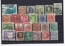 Alte Briefmarken aus verschiedenen Ländern, gestempelt, sicher Interessant (18)