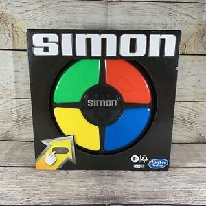 Simon Classic Game Kids Toy Adult Seniors Fun Easy Memory Skills Electronic