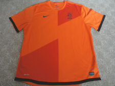 Authentic Nike Holland Netherlands World Cup Soccer Shirt Football Jersey Game 2