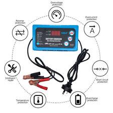Car Battery Charger Intelligent Automatic 6V/12V 220V 4AH-120AH Negetive Pulse