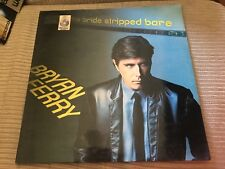 "BRYAN FERRY ROXY MUSIC SPANISH 12"" LP SPAIN GATEFOLD POLYDOR 78 BRIDE STRIPPED"