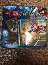 LEGO Ring of Fire RAZAR 70100 Legends of Chima 6023955 Brick 1X4 Fric/Stub