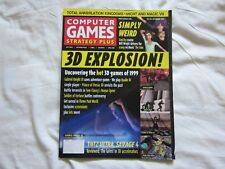 Computer Games Strategy Plus Magazine September 1999