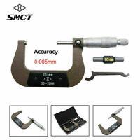 NEU SMCT Bügelmessschraube Mikrometer Messbereich 50-70mm Genauigkeit 0.005mm DE