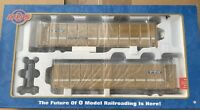 ATLAS O ARTICULATED AUTO RACK CARRIER 2-PACK NORFOLK SOUTHERN TTX UNION PACIFIC