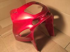 USED Kawasaki 98-00 Ninja ZX-6 / 02-05 ZZR600 (ZX600-E) Red Head Lamp Cover