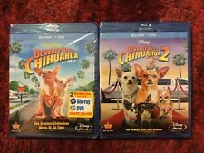 Disney : Beverly Hills Chihuahua + Beverly Hills Chihuahua 2 : Two New Blu-ray