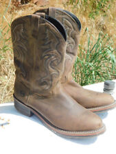 """Men's 14"""" Double H Western Work Boot (U.S.A. Built) Style 1554 --- Size 14 D"""