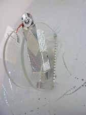 Licht im Raum, Call- Wave, Wandleuchte, Designerleuchte, Glas, Metall, verchromt