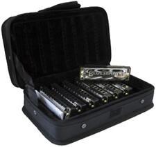 Hohner Blues Harmonica Set 7 Armoniche Borsa
