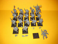 Warhammer Fantasy - Slaves to Darkness - Chaos - 18x Marauders - Barbaren