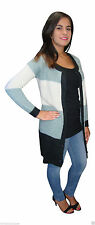 Medium Knit Striped Jumpers & Cardigans Size Tall for Women