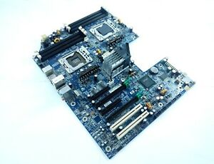 HP 461439-001 Z600 Workstation Dual Socket LGA1366 Motherboard