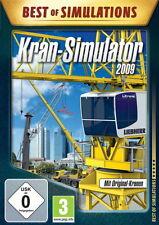 PC Computer Spiel ***** Kran Simulator **********************************NEU*NEW