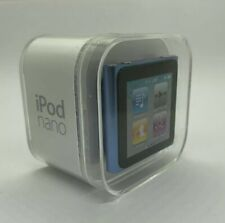 Apple Ipod Nano 6th 6. Génération Bleu (8GB) Bleu Neuf Neuf Scellé Scellé Rare