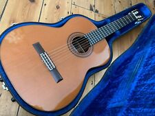 More details for asturias 3349 spanish classical guitar made in japan 1980s + case