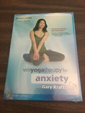 GARY KRAFTSOW: VINIYOGA THERAPY FOR ANXIETY NEW DVD