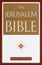 The Jerusalem Bible : Reader's Edition (2000, Hardcover)