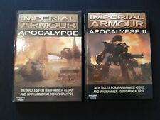 Forge World Imperial Armour Apocalypse and Apocalypse 2, OOP