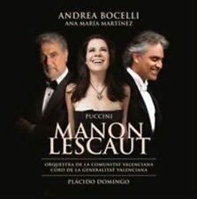 Puccini: Manon Lescaut (CD, Oct-2014, Decca)
