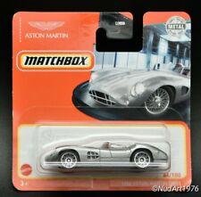 MATCHBOX 1956 ASTON MARTIN DBR1 - 2021 - n°44/100 - DERNIÈRE -