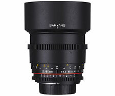 Manual Camera Lens for Canon