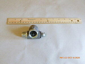 90 Degree Tachometer Drive, PN 420238, Looks to be for Large Engine