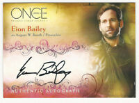 Eion Bailey as Pinocchio ONCE UPON A TIME Season 1 Autograph Card Auto #A5