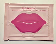 KNC Beauty All Natural Collagen Infused Lip Mask New & Factory-Sealed