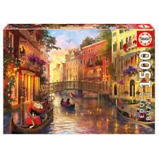 Puzles y rompecabezas de color principal multicolor, arquitectura, número de piezas 1000 - 1999 piezas