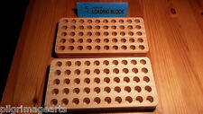 Stalwart Loading blocks, reloading trays TWO # 5 Blocks Made in USA
