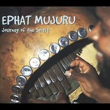 Journey of the Spirit * by Ephat Mujuru (CD, Oct-2002, Alula Records)