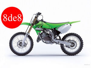 Kawasaki KX 125/250 (2007) - Workshop Manual on CD