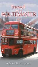 Farewell To The Routemaster - The Last Days Of The Famous London Bus (DVD, 2005)